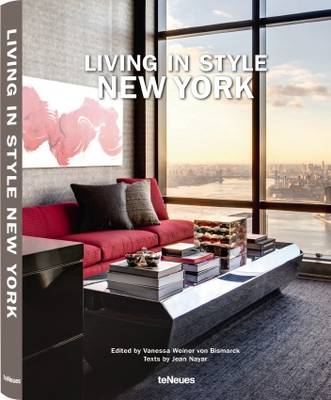 Living in Style New York (Hardback)