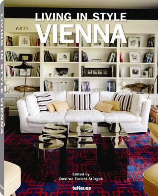 Living in Style: Vienna (Hardback)