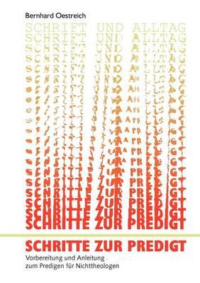 Schritte Zur Predigt (Paperback)