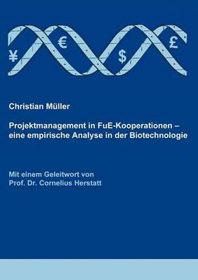 Projektmanagement in Fue-Kooperationen (Paperback)