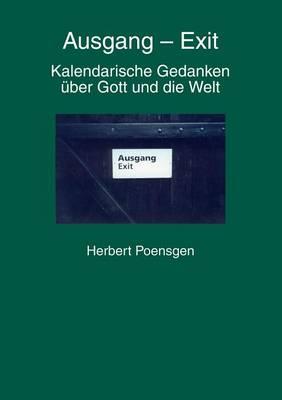 Ausgang- Exit (Paperback)