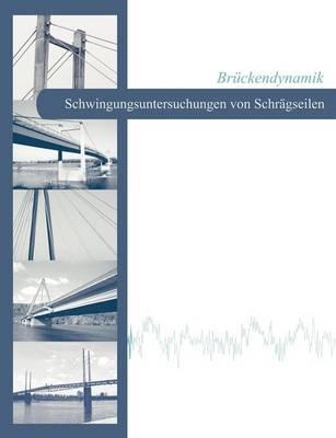 Br Ckendynamik - Schwingungsuntersuchungen Von Schr Gseilen (Paperback)