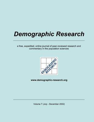 Demographic Research, Volume 7 (Paperback)