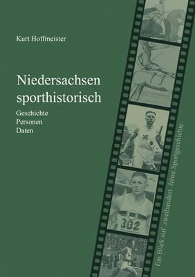 Niedersachsen sporthistorisch (Paperback)