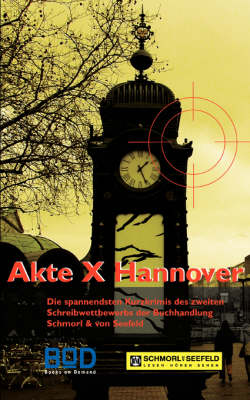 Akte X Hannover (Paperback)