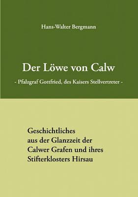 Der Lowe Von Calw (Paperback)