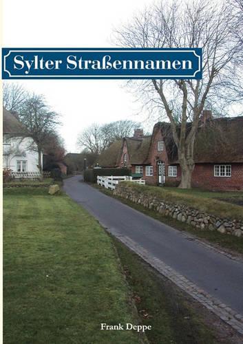 Sylter Strassennamen (Paperback)