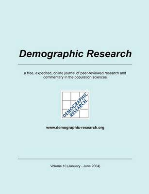 Demographic Research, Volume 10 (Paperback)