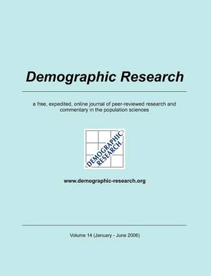 Demographic Research, Volume 14 (Paperback)