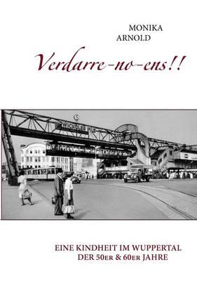 Verdarre-No-Ens!!! (Paperback)