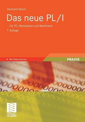 Das Neue Pl/I: ... F r Pc, Workstation Und Mainframe (Paperback)