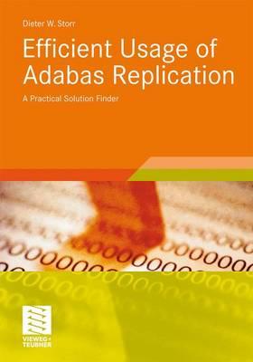 Efficient Usage of Adabas Replication: A Practical Solution Finder (Paperback)