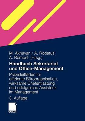 Handbuch Sekretariat Und Office-Management (Hardback)