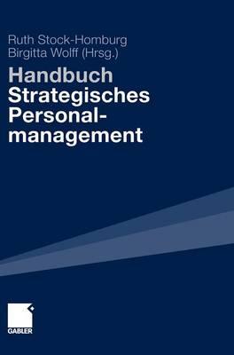 Handbuch Strategisches Personalmanagement (Hardback)