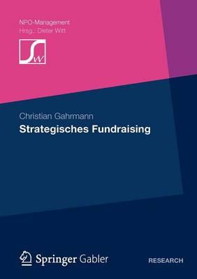Strategisches Fundraising - Npo-Management (Paperback)