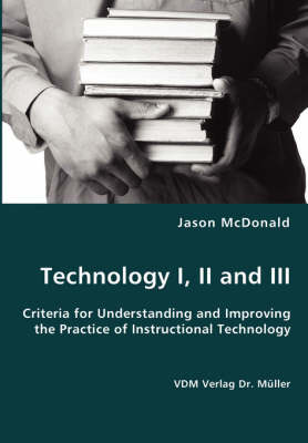 Technology I, II and III (Paperback)