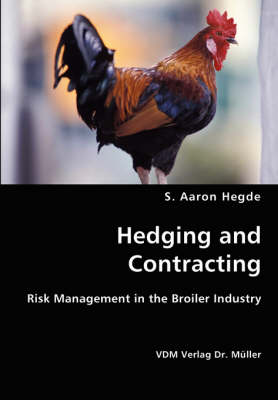 Hedging and Contracting (Paperback)