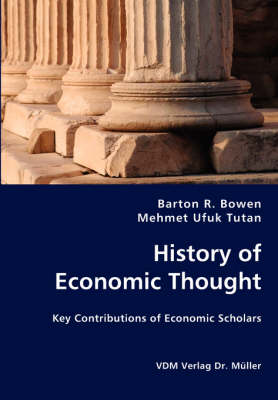 History of Economic Thought (Paperback)