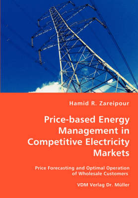 Price-Based Energy Management in Competitive Electricity Markets (Paperback)