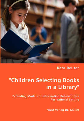 Children Selecting Books in a Library (Paperback)
