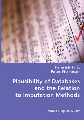 Plausibility of Databases and the Relation to Imputation Methods (Paperback)
