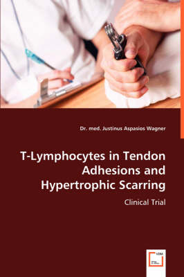 T-Lymphocytes in Tendon Adhesions and Hypertrophic Scarring (Paperback)