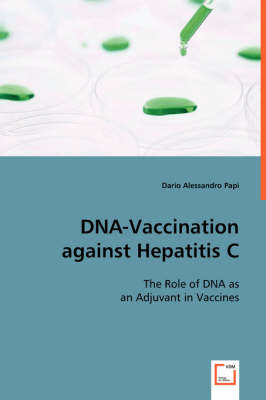 DNA-Vaccination Against Hepatitis C (Paperback)