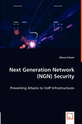 Next Generation Network (Ngn) Security (Paperback)
