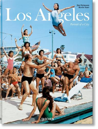 Los Angeles, Portrait of a City (Hardback)