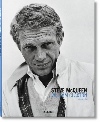 William Claxton. Steve McQueen (Hardback)
