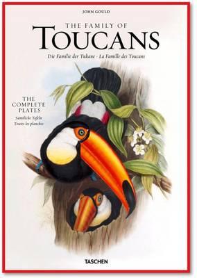 John Gould, Family of Toucans (Hardback)