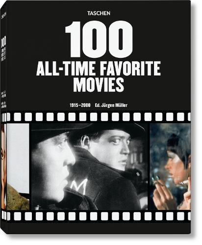 100 All-Time Favorite Movies (Hardback)