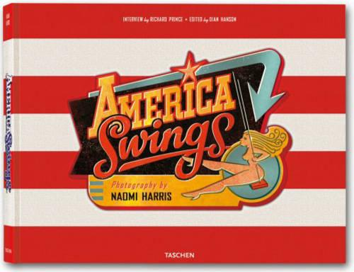 "Naomi Harris: Art Edition ""Broken Leg and Barbecue"": America Swings"