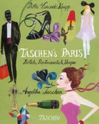 Taschens Paris (Hardback)