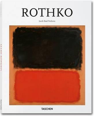 Rothko Big Art (Hardback)