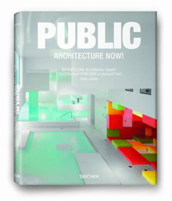 Public Architecture Now! (Paperback)