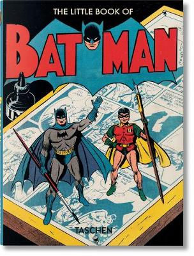 The Little Book of Batman (Paperback)