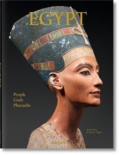 Egypt. People, Gods, Pharaohs (Hardback)