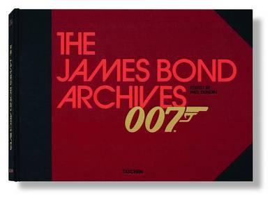 The James Bond Archives (Hardback)