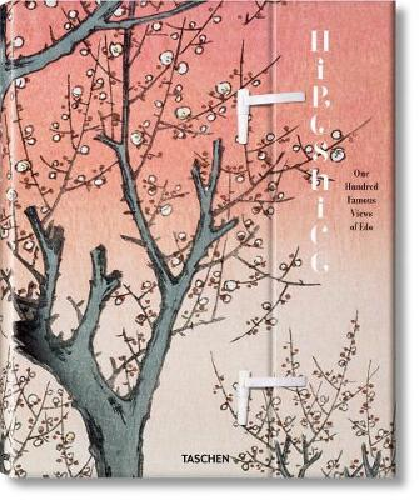 Hiroshige. One Hundred Famous Views of Edo (Hardback)