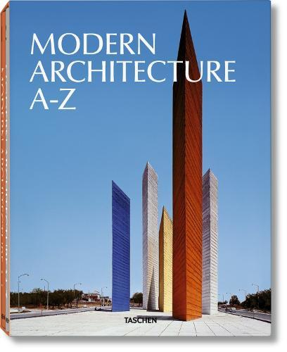 Modern Architecture A-Z (Hardback)