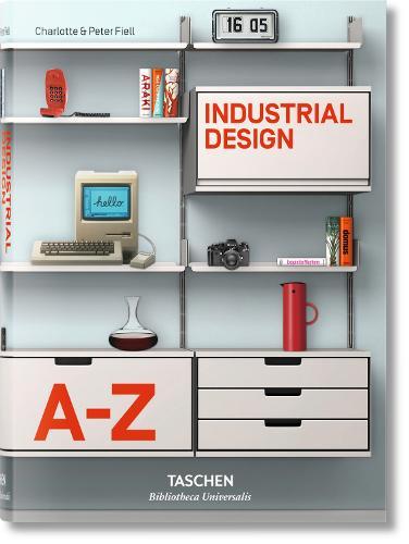 Industrial Design A-Z - Bibliotheca Universalis (Hardback)
