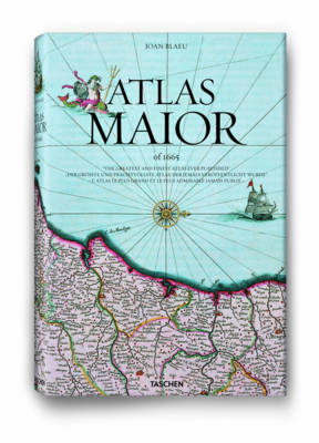 Atlas Maior of 1665 (Hardback)