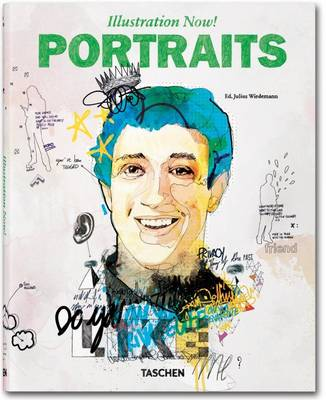 Illustration Now! Portraits (Paperback)