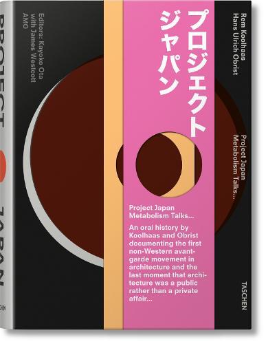 Koolhaas/Obrist. Project Japan. Metabolism Talks (Paperback)