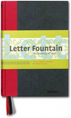 Letter Fountain: The Anatomy of Type (Hardback)