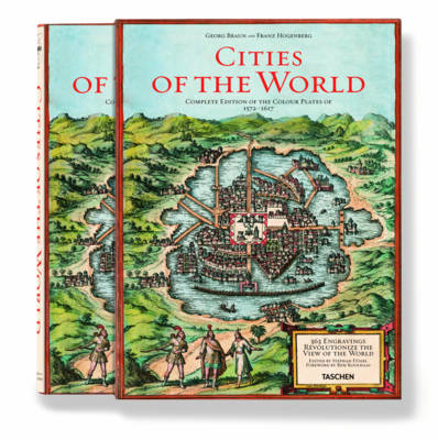 Braun/Hogenberg, Cities of the World (Hardback)