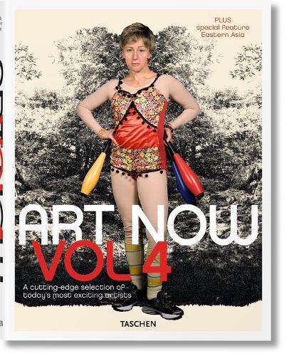 Art Now! Vol. 4 (Hardback)