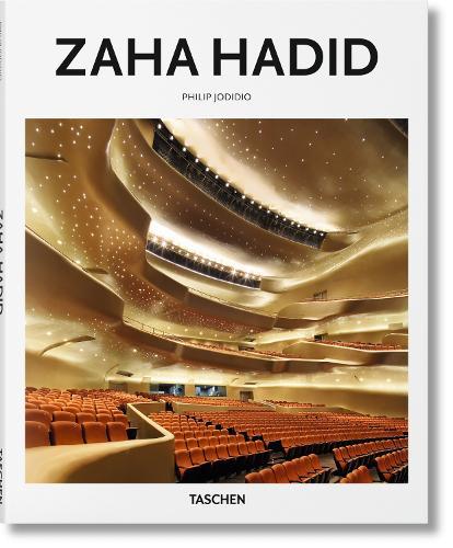 Zaha Hadid (Hardback)
