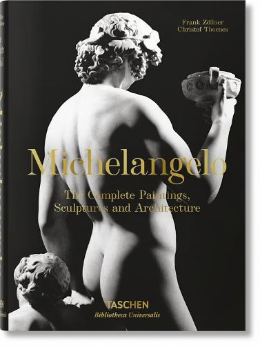 Michelangelo. The Complete Paintings, Sculptures and Arch. (Hardback)